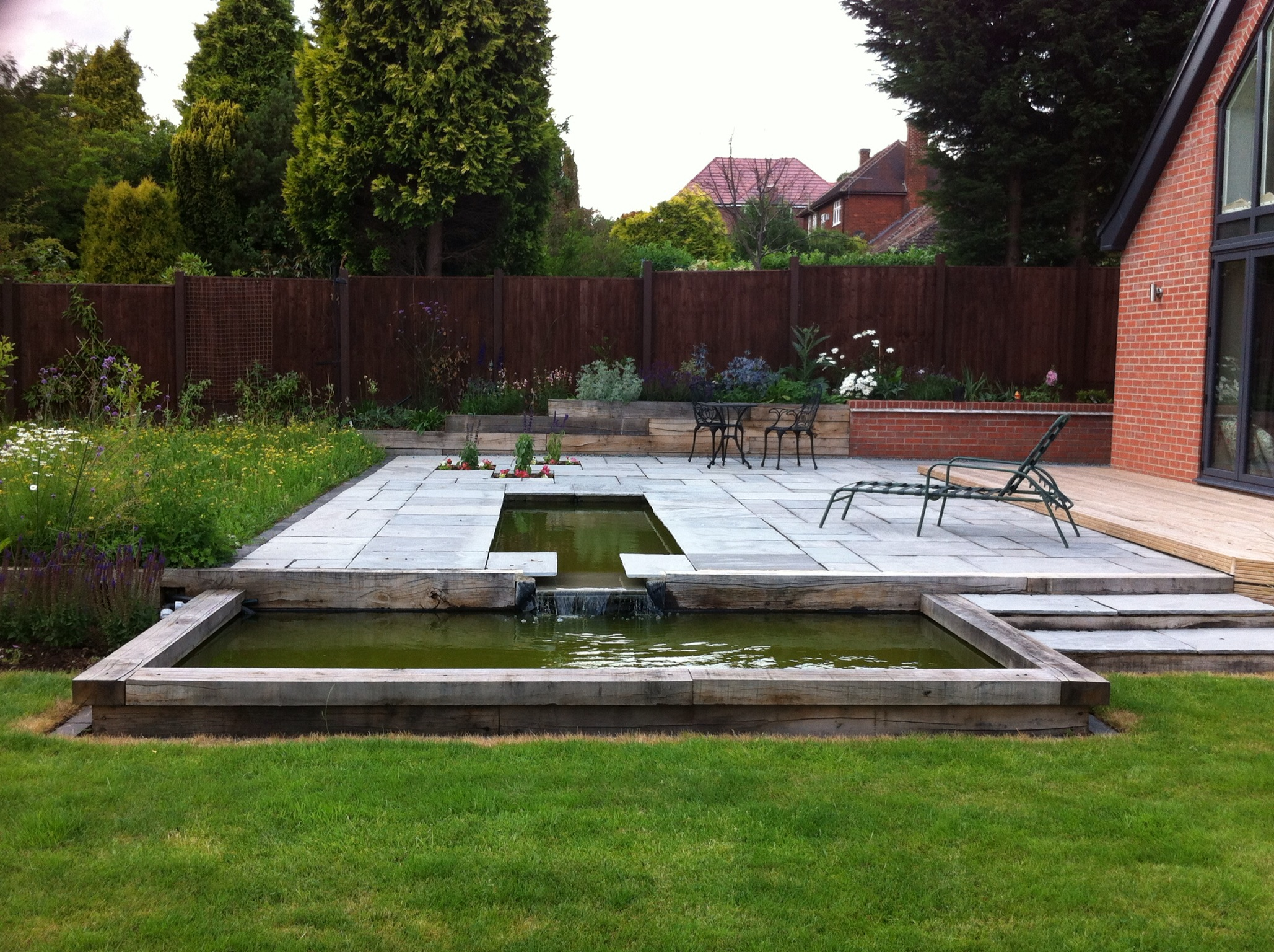 10 modern garden design ideas
