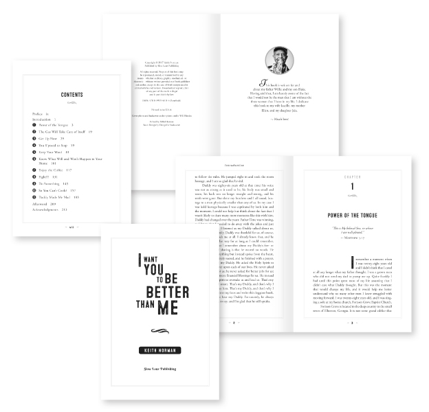 Publishing Consultation