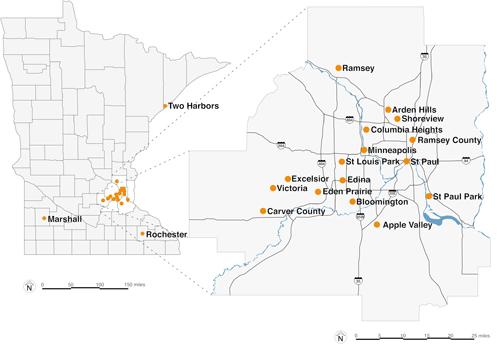 Minnesota Partner Cases