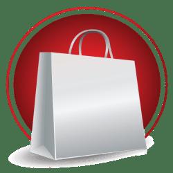 Online Shopping Bag Icon Create Ecommerce Logo Free