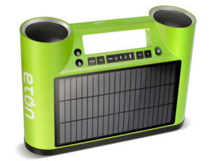 Rujus Solar Bluetooth Sound System