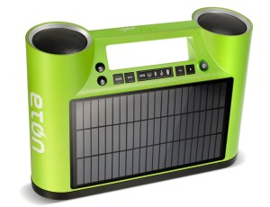 Rujus Solar Bluetooth Sound System