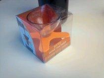 Wine Shower in Orange