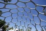 Mars Concrete Pavilion Detail