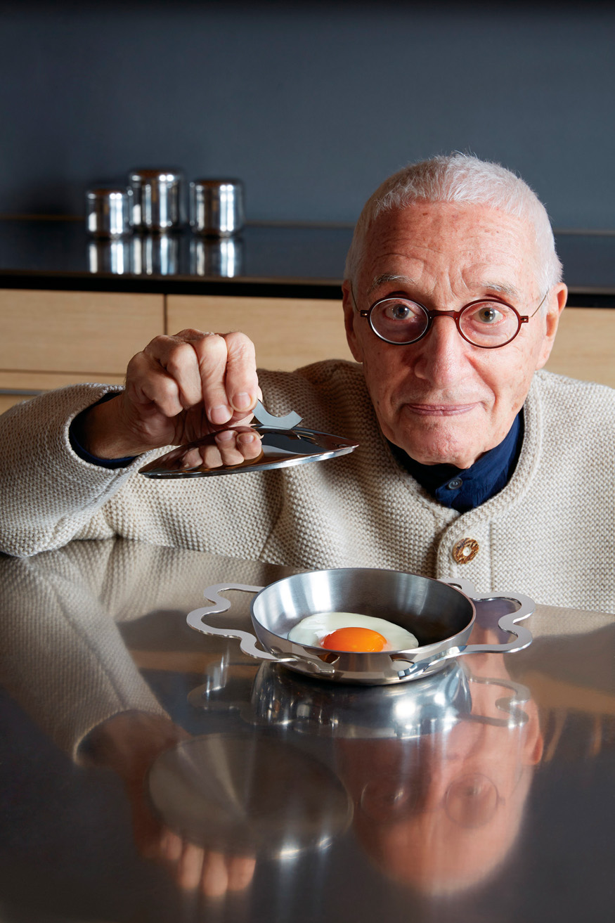 Alessandro mendini is an architect, designer and artist, born in milan in 1931. Cuisine By Alessandro Mendini Alessi