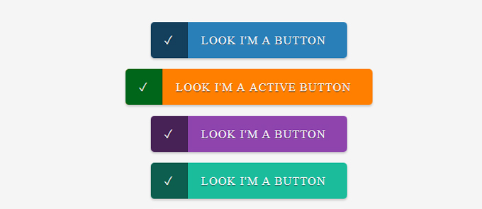 CSS3 Button Examples For Designers (Free Download)