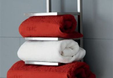 Small Bathroom Towel Storage
