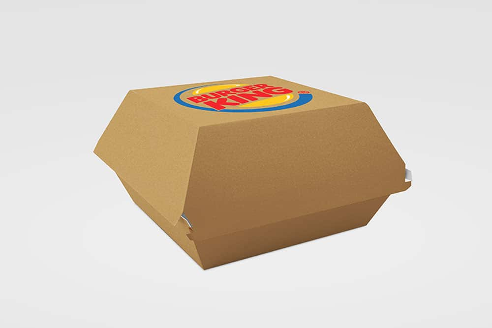 Download Download This Free Burger Box Mockup in PSD - Designhooks