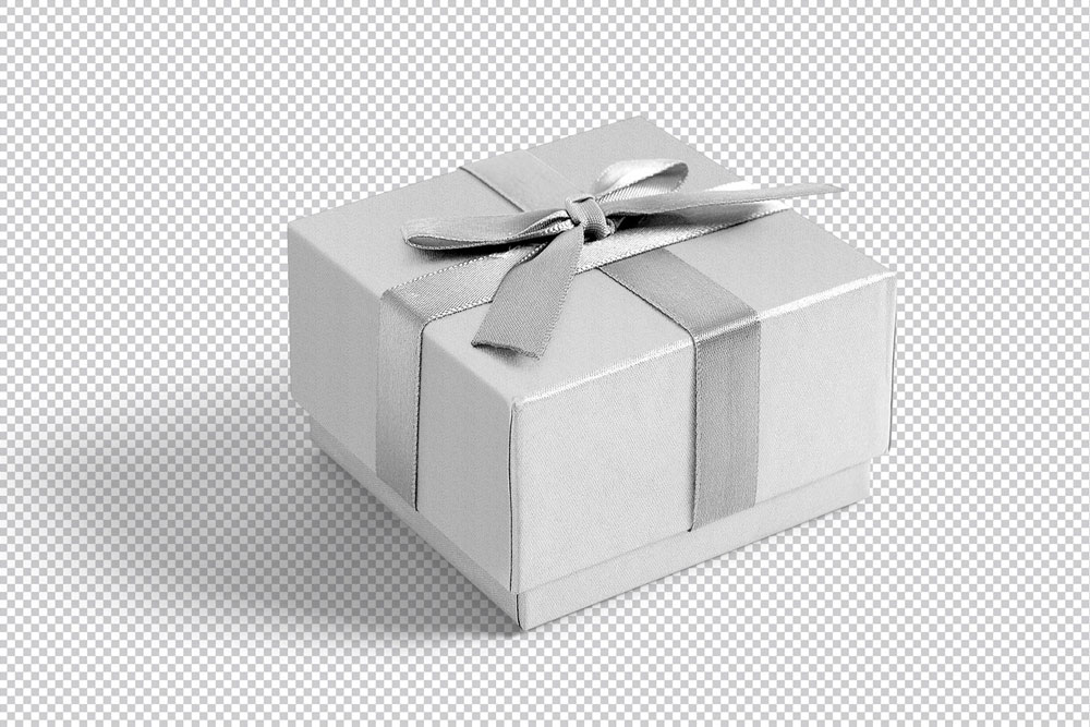 Download Download This Free Gift Box Mockup - Designhooks