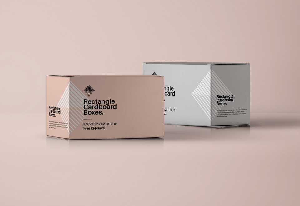 Download Free Download Tea Packaging Box Mockup - Designhooks