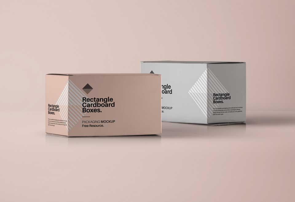 Download Free Download Tea Packaging Box Mockup - Designhooks