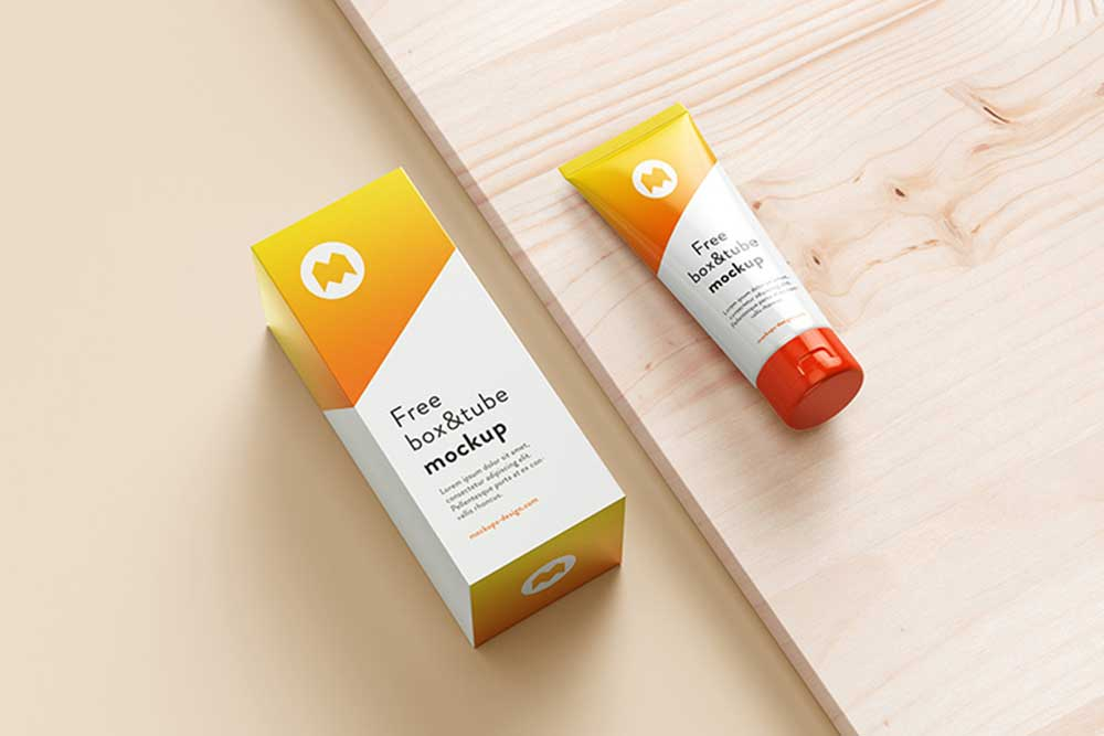 Download 26 Free Resources of Packaging Mockups For Marketing ...