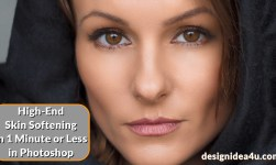 High-End Skin Softening in 1 Minute or Less in Photoshop