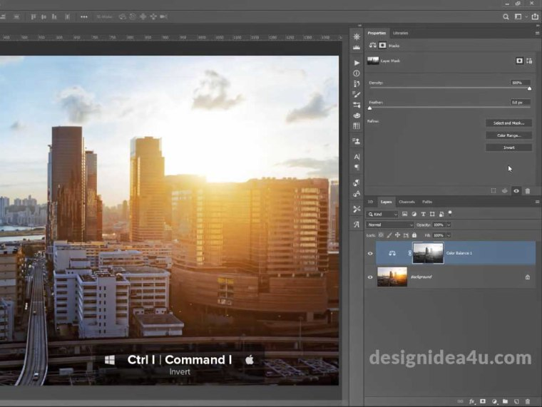 Retouching Highlights And Shadows Image