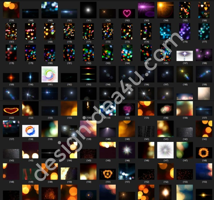 Light Overlay Pack Free Download