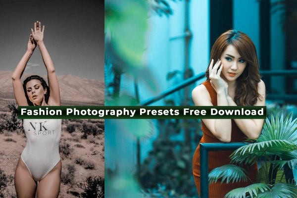 Camera Raw Presets For Fashion Photography | Free Download