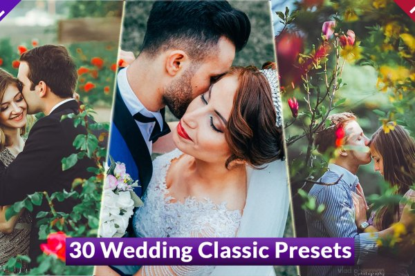 Best 30 Wedding Classic Presets Free Download | Design Idea 4u