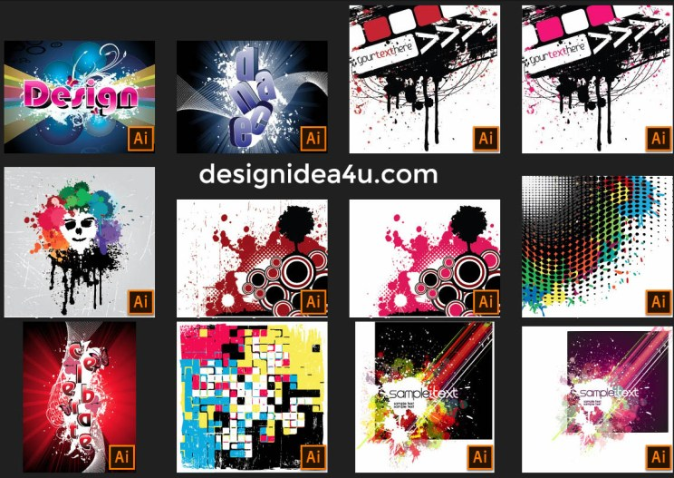 EPS Abstract Background Stock Image Free Download