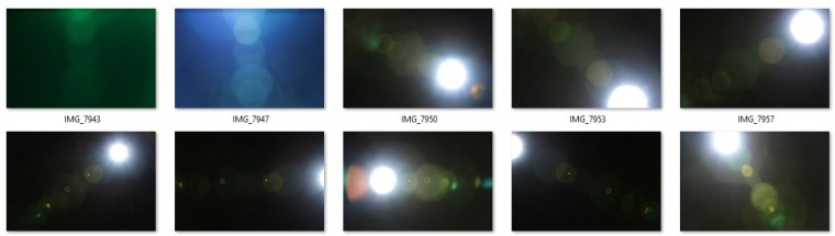 Free Download 10 Lens Flare