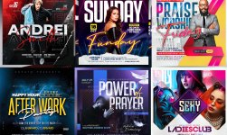 Download Top 5 Flyer Templates On GraphicRiver