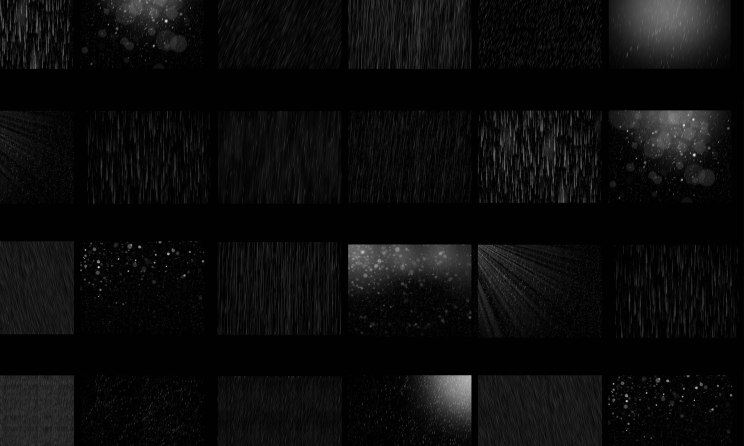Realistic Rain Overlays Pack Free Download