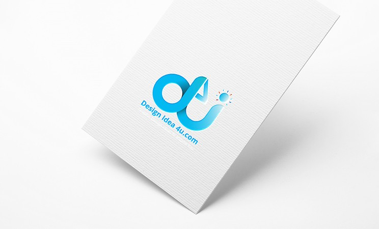 3d logo mockup psd free