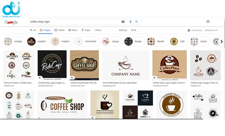 How to design a unique logo - What is a generic logo