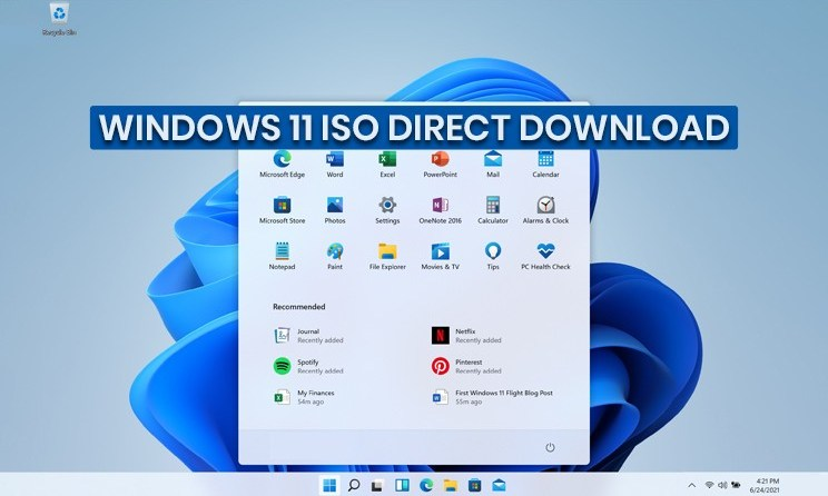 windows 11 iso direct download