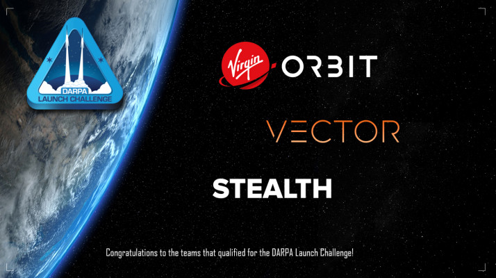 [TECH NEWS] Vector, Virgin and a mystery team will compete in DARPA's $34M launch challenge