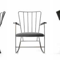 BuzziSpace relaunches Ernest Race's classic designs at 100% Design in London