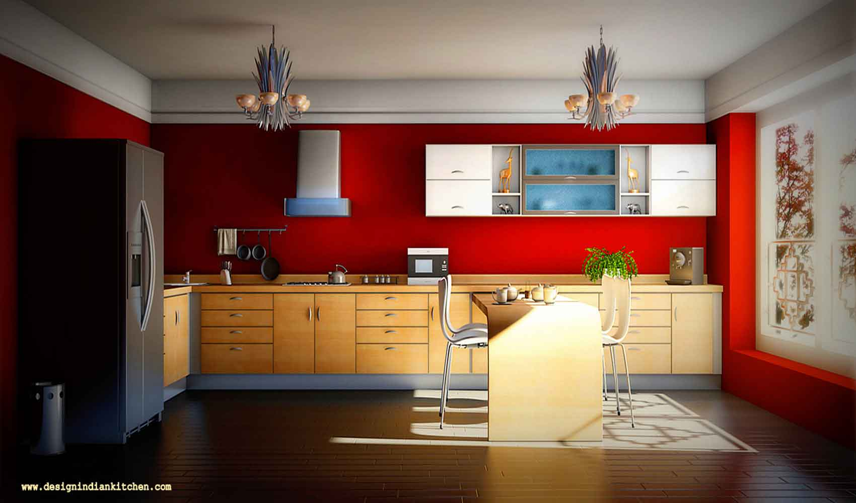 Kitchen Design Images India