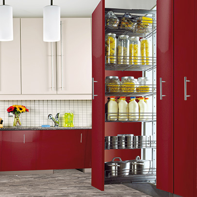 MODULAR KITCHEN INTERNAL STORAGE UNITS IN DELHI  INDIA