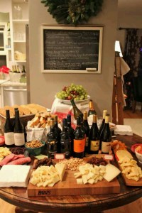Holiday Entertaining Ideas: Wine and Cheese Tasting party ...