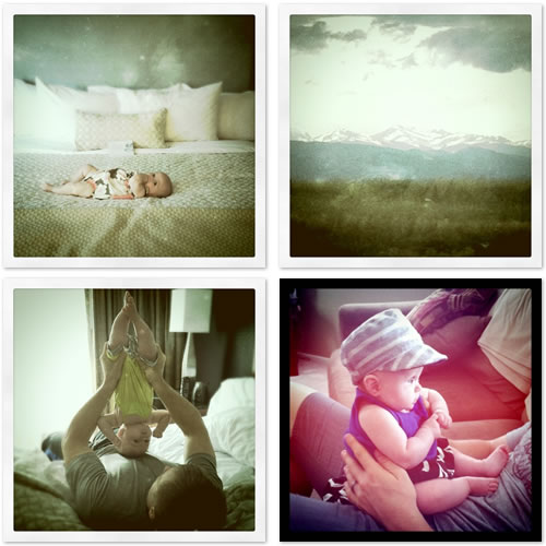 Some Instagram photos from vacation.