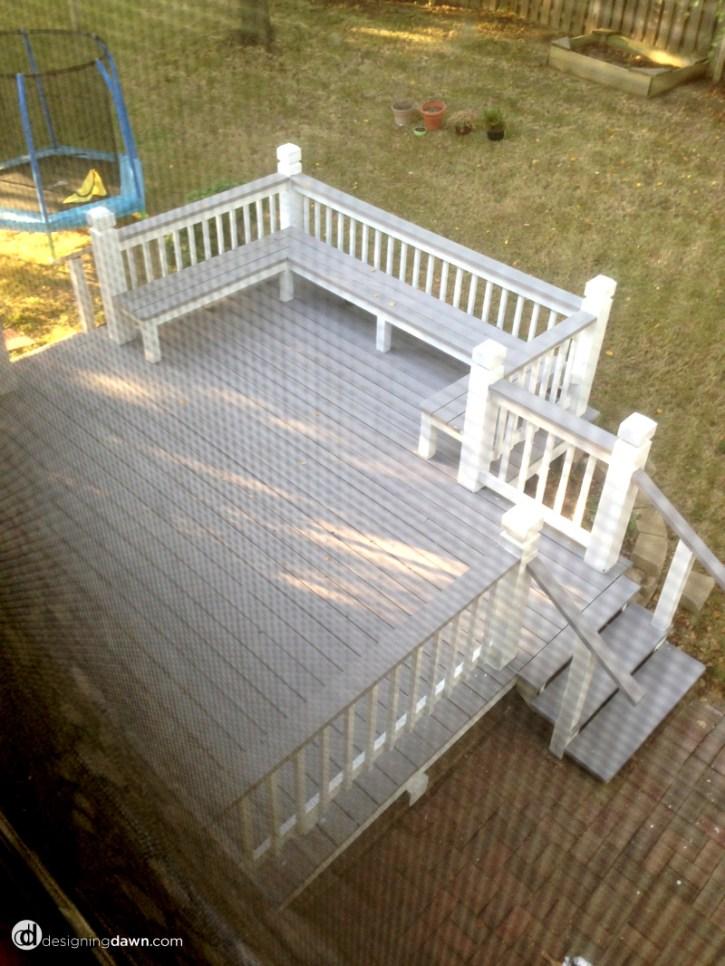 deck one coat top view