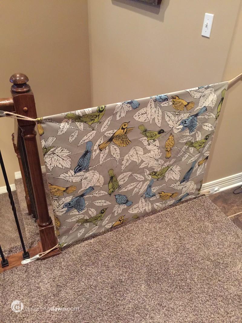 DIY Fabric Gate from DesigningDawn.com-2