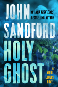 Holy Ghost, John Sandford, Thriller, Suspense, Virgil Flowers
