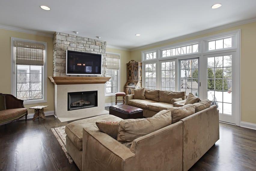 Living Room Paint Ideas With Light Wood Floors Centerfieldbarcom