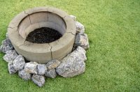 Can You Put A Fire Pit On Concrete. 29 Outdoor Fire Pit ...