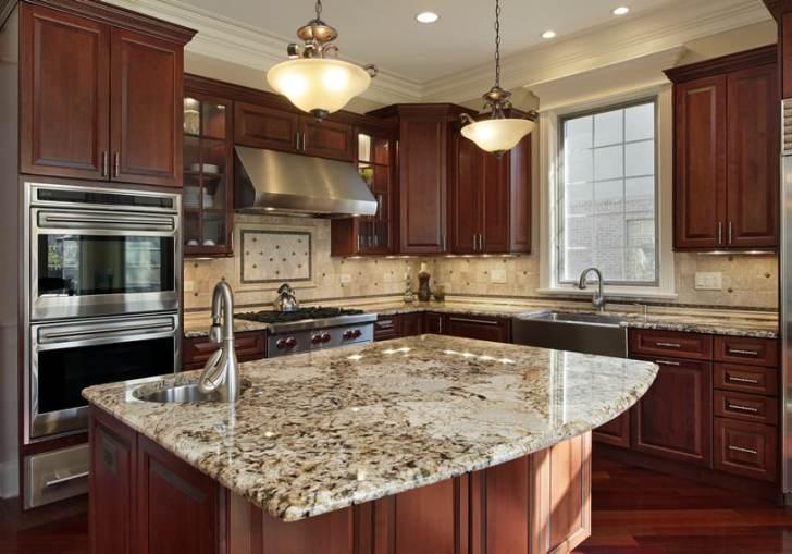 Kitchen Design White Cabinets Granite
