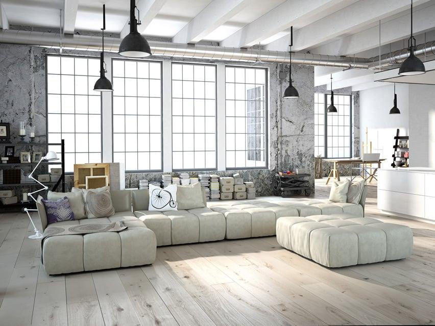 ... Hardwood Flooring And White Furniture. 67 Luxury Living Room Design  Ideas Designing Idea Part 40