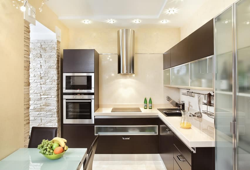 21 Small Kitchen Design Ideas Designing Idea
