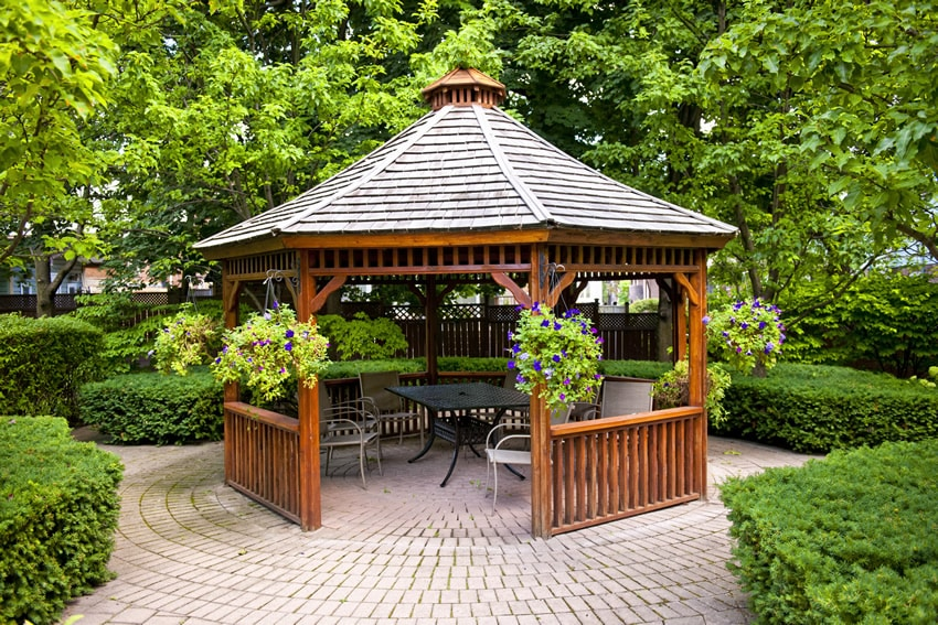 25 california hillside landscaping gazebo pictures and ideas on pro rh prolandscape info