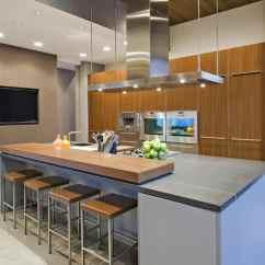 Kitchen Island With Bar Cabinet Freestanding 81 Custom Ideas Beautiful Designs Designing Idea Modern Design Stools