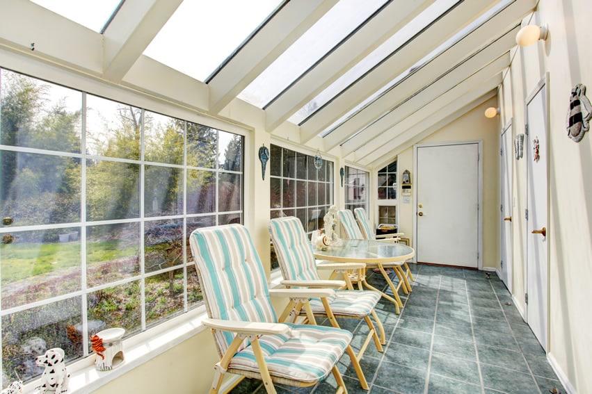 small round sofa set leather sleeper restoration hardware 30 sunroom ideas - beautiful designs & decorating pictures ...