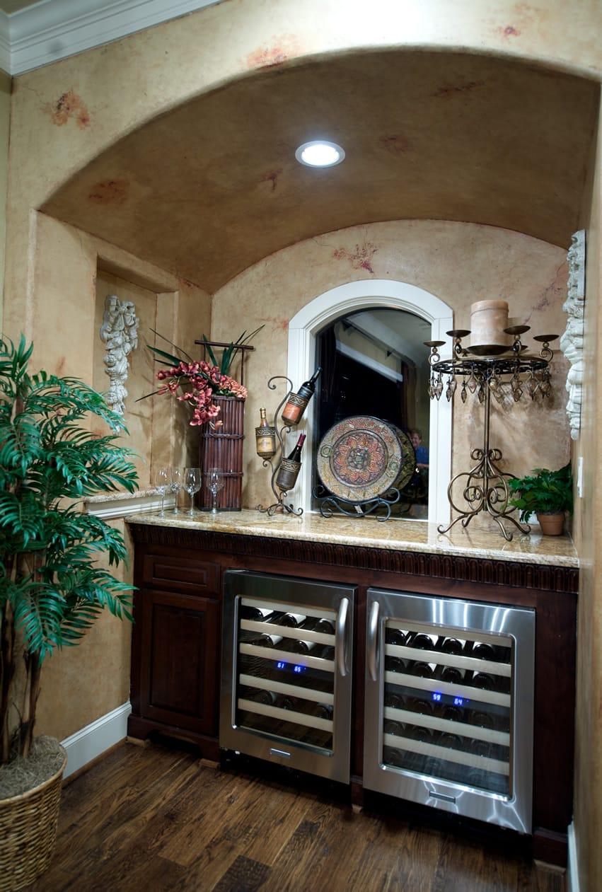 Home Wine Bar Ideas