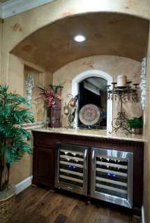 Home Wine Bar Design Ideas