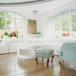 White Couch Living Room Ideas Navy Furniture 50 Elegant Rooms Beautiful Decorating Designs With Large Sectional