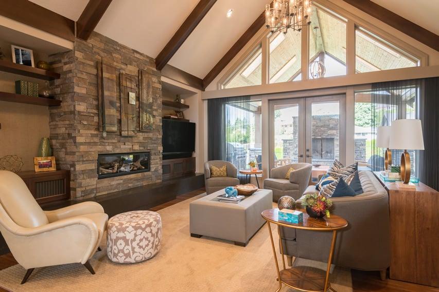 50 Elegant Living Rooms: Beautiful Decorating Designs