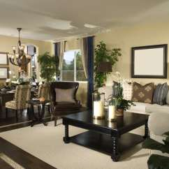 Color Ideas For Living Room With Dark Wood Floors Occasional Chairs South Africa 50 Elegant Rooms Beautiful Decorating Designs New Home Flooring
